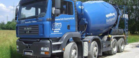 Beliebt Bevorzugt Transportbeton bei Lutz GmbH & Co. KG aus Bönnigheim &EP_22